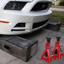 Trolley Jack Vs Floor Jack by Car Ramps Vs Jack Stands For Oil Changes Floor Jack Shop