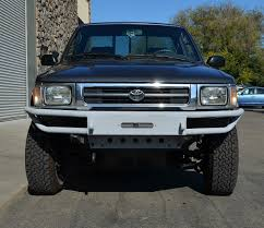 100 Toyota Truck Bumpers Front Winch Bumper 19891995 Chassis Unlimited