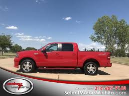 Used 2008 Ford F-150 For Sale In Wichita, KS 67210 Select Motors Used Cars Lawrence Ks Trucks Auto Exchange 2016 Chevrolet Silverado 1500 Ltz For Sale Near Minneapolis Garden City Car Specials Lewis Nissan Midway Motors In Hutchinson Great Bend Pratt Wichita New Maxima For Orr Of 1985 Peterbilt 359 Dump Truck Item Dc0655 Sold March 22 Vehicles Topeka Dealer And Davismoore Chrysler Sterling L8500 Sale Price 33400 Year 2005 Ram 2014 Dodge 2500 By Owner 67213