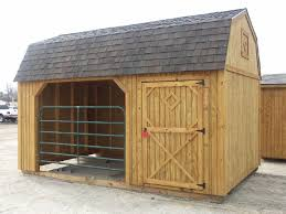 Livestock Loafing Shed Plans by Better Built Portable Storage Buildings Features And Advantages