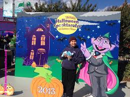 Sesame Place Halloween Parade by Sesame Place Is Your Year Round Family Place Mommy Teaches