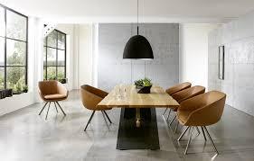 esszimmer mit massivholztisch drehstuhl esszimmer