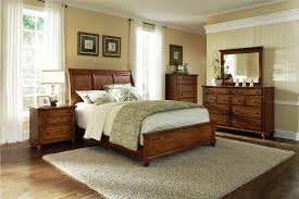 Image Of Antique Oak Bedroom Furniture