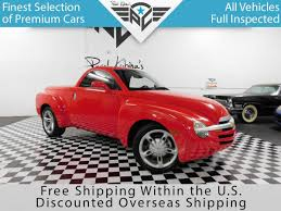 100 Ssr Truck For Sale 2005 Chevrolet SSR For Sale 2190092 Hemmings Motor News