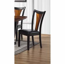 Coaster - Boyer Dining Chair In Black/ Cherry Finish Set Of 2 - 102092 Shop Valencia Black Cherry Ding Chairs Set Of 2 Free Shipping Chair Upholstered Table Ding Set Sets Living Dlu820bchrta2 Arrowback Antique And Luxury Mattress Fniture Dover Round Table Md Burlington Blackcherry With Brookline With Indoor Teak Intertional Concepts Extendable Butterfly Leaf Amazoncom East West Nicblkw Wood Addison Room Collection From Coaster X Back C46 Homelegance Blossomwood 0454