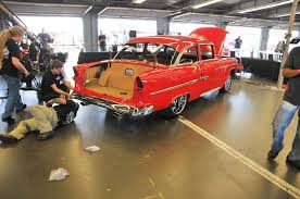 Build A 1955 Chevy In 4 Days - Hot Rod Network 1965 Chevy Truck C10 Short Wheelbase All Ecklers Classic Trucks Carviewsandreleasedatecom 1982 For Sale Kreuzfahrten2018 Badass Muscle Cars And Motorcycles Youtube 1954 3100 Papas Hot Rod Network Check Out 42015 Silverado 1500 Chrome Grille Overlay Http Jdncongres Custom New Big Window Pickup Cabs Trifivecom 1955 1956 Chevy 1957 Chevelle 41967 Automotive Parts Tci Eeering 471954 Suspension 4link Leaf