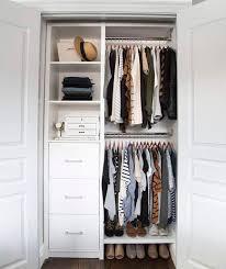Small Closet Design Best 25 Closets Ideas On Pinterest Redo