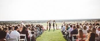 Barn Venues In Oregon Brasada Ranch Rustic Wedding