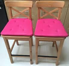 Tolix Seat Cushions Australia by Bar Stools Pink Bar Stools Pink Bar Stool Cushions U201a Light Pink