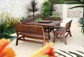 Plans For Wooden Patio Table by Adorable Plans For Wood Patio Furniture And Lots Of Brazilian