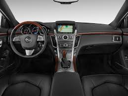 Image 2013 Cadillac CTS 2 door Coupe Premium RWD Dashboard size