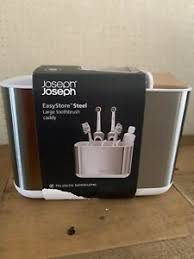joseph joseph toothbrush holders for sale ebay