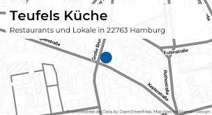 teufels küche große brunnenstraße in hamburg ottensen