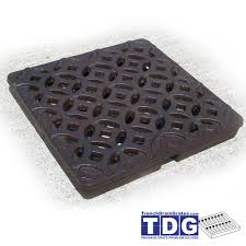 Zurn Floor Sink Covers by Drain Covers Cast Iron Cast Iron Gully Grid Square 229 X 229 X