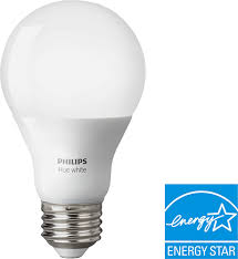 philips hue white a19 smart led bulb white 455295 best buy