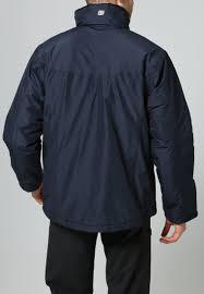 berghaus thunder outdoor jacket blue men outdoor jackets