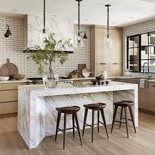 Kitchen IdeasDark Cabinets With Black Countertops Off White Colors For Painted