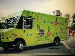 100 Green Food Truck The Radish Vegan Organic Food Truck Honest Quality In