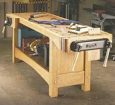 diy woodworking bench vise plans download adjustable height
