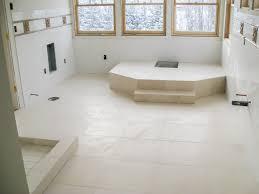 Tiling A Bathroom Floor by Bathroom Floors Seattle Tile Contractor Irc Tile Services