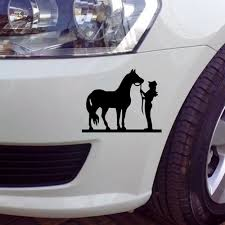 Car Styling Black Or White Stickers COWGIRL AND HORSE Car Stickers ... Details About Horse Vinyl Car Sticker Decal Window Laptop Oracal Medieval Knight Jousting Lance Horse Decals Accsories For Car Vinyl Sticker Animal Stickers Made By Stallion Tribal Decal J373 Products Graphics For Trailers I Love My Arabianhorse Vehicle Or Trailer Country Cutie With A Rock N Roll Booty Southern Brand New Carfloat Tack Box 4wd Wall Stickers Wall 23 Decals Laptop Cowgirl And Horse Cartoon Motorcycle Fashion