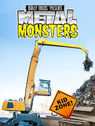 Amazon.com: Watch Totally Trucks - Metal Monsters | Prime Video