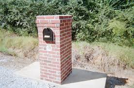 Photo Of Brick Ideas by New High End Brick Mailbox Ideas Home Design Stylinghome Design
