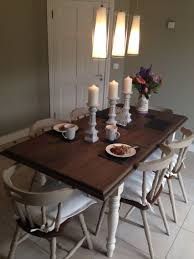 Kitchen Tables B Q With Table Is From The Rustic Range In EZ Living Chairs Are