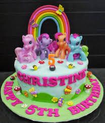 Cupcake Divinity Christine s My Little Pony cake