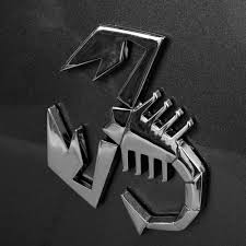 COOL SILVER TRUCK 3D Metal Scorpion Car Sticker Badge Emblem Auto ...