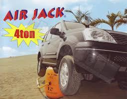 Balloon Car Jack