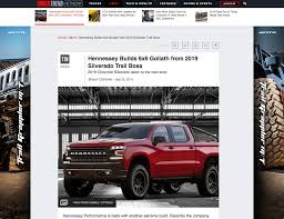 Truck Trend – Hennessey Builds 6×6 Goliath From 2019 Silverado Trail ... List Of The 19 Best Trucking Company Logos 2016 Making A Mobile Fashion Truck Business Plan Rottenraw Trucks Across Ameri Funny Names Stock Photos 37 Catchy Delivery Brandongaillecom Real Logo For Ats Mod American Simulator Ta Service Challenge Grand Champion Joe Gibbs Racing Elliott Equipment Competitors Revenue And Employees Owler How To Install Hungary 092 On Euro 2 V 112 92 Food Name Ideas Landscapers Advertise With Graphics In Joliet Il I Work Trucking Company The Dispatchers Cided Give All 53 Great