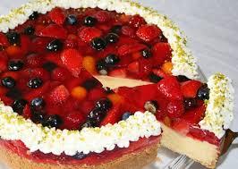 schmand beerenkuchen tanja s glutenfreies kochbuch