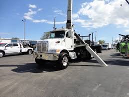 2008 Used Peterbilt 340 60FT MAX BOOM WITH 40K LIFT. NATIONAL 649E2 ...