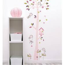 toise chambre bébé impressionnant stickers chambre bebe arbre 6 toise sticker enfant