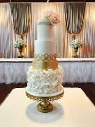 1920s Great Gatsby Wedding Cake By My Sweet Dream Cakes Perth Artdeco Perthcakes