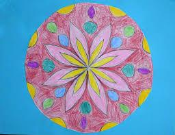 Mandala Art Project For Kids O Artchoo