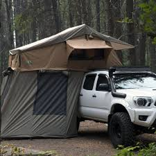 100 Tents For Pickup Trucks Amazoncom Tuff Stuff Ranger Overland Rooftop Tent With Annex Room