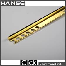 Tile Stair Nosing Trim by Hs 424 Aluminum Stair Nose Trim Bathroom Tile Trims For Marble