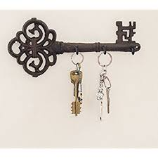 Decorative Wall Mounted Key Holder