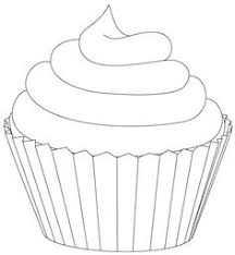 I have another cupcake for you today this time with smooth icing so you can have a choice of which to use in your projects I also have a new cutting file