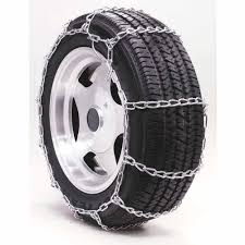 Peerless Truck Tire Chains With Rubber Tighteners, #322930 ...