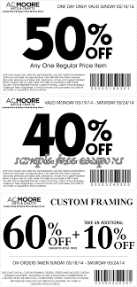 Online Ac Moore Coupon : Print Store Deals Pinned December 13th 50 Off A Single Item More At Michaels Promo Codes And Coupons Annoushka Code Black Friday 2019 Ad Deals Sales The Body Shop Coupon Malaysia Jerky Hut Electronic Where To Find Bed Bath Free Printable Coupons Online Flyer 05262019 062019 Weeklyadsus January 11th Urban Decay Discount Pregnancy Clothes Cheap Online How Use Canada Buy Sarees Usa Burlington Ma