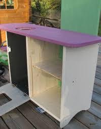 fabriquer cuisine fabriquer une cuisine en bois pour enfant