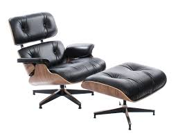 Design Icon: How To Spot A Real Eames Chair Eames Lounge Chair And Ottoman For Herman Miller For Sale At Yadea Pv0211d Reproduction Album On Imgur Chair Ottoman Replica Review Mhattan Home Design Version Black Leather Details About Holy Grail 1956 W Swivel Boots 670 671 12 Things We Love About The White Vitra American Cherry Black Leather And Cushions Bedroom