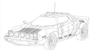 Well How About A Motorsports Coloring Book That Features 20 Famous Race Cars Entitled Racing Colors