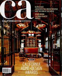100 Ca Home And Design Magazine CA Lifornia Spring 2017 CA