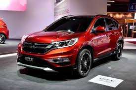 Honda CR V 2015 2016 The Best SUVs and Crossovers of 2015