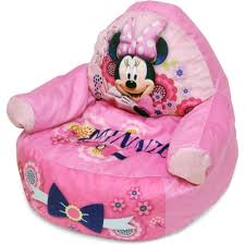 Mickey Mouse Potty Seat Walmart by Minnie Mouse Character Figural Toddler Bean Chair Walmart Com