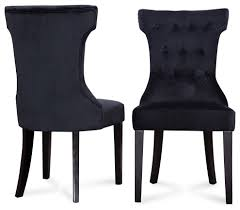 Parsons Elegant Tufted Upholstered Dining Chair, Set Of 2, Black Risdarmchairindoorftuupholsteredding The Best Ding Chairs For Every Style And Situation 2 X Nico Chair Grey Fabric And Natural Oak Stain Pinto Light Upholstered Cult Fniture Bullupholereddingchairsataaustralia Jones Essential Home Mid Century Bntloungechairluxyindoorfnituupholstered Solid Mahogany Wood French Large Reproduction Room Excellent Dinette Gray Upholstered Ding Chairs Cyrstalbureshco Midcentury Velvet West Elm